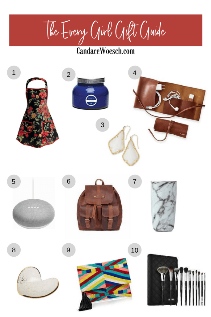 The Gift Guide for the Everygirl
