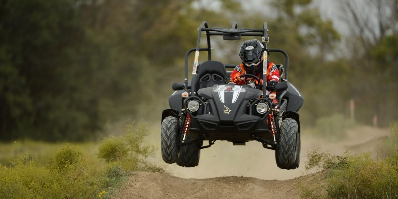 C and C Golf Carts is Now Offering Hammerhead Go-Karts