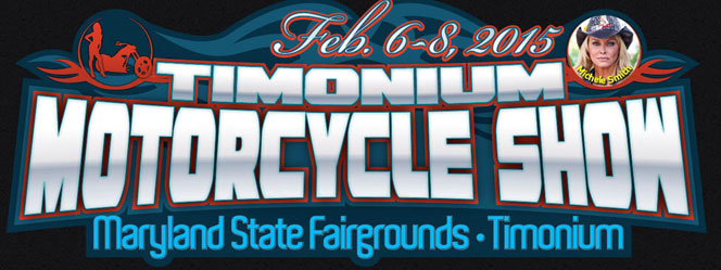 Come Visit Us at the 2015 Timonium Motorcycle Show