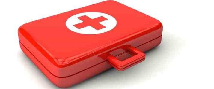 Medical kit - Anaphylactic shock