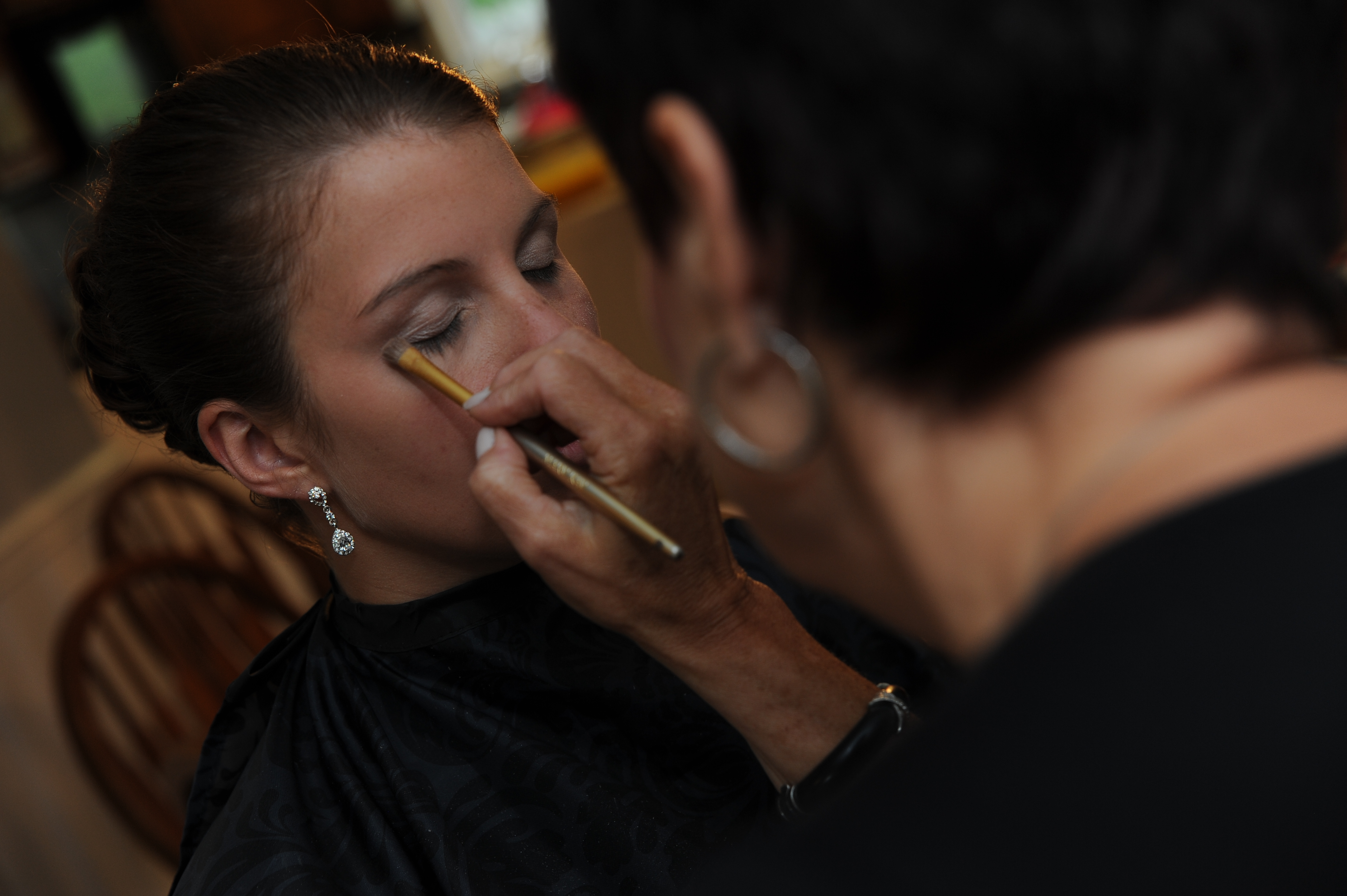 How soon should I book my wedding day makeup artist.