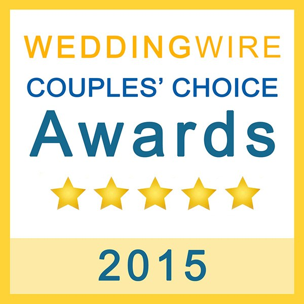 2015 Wedding Wire Couples Choice