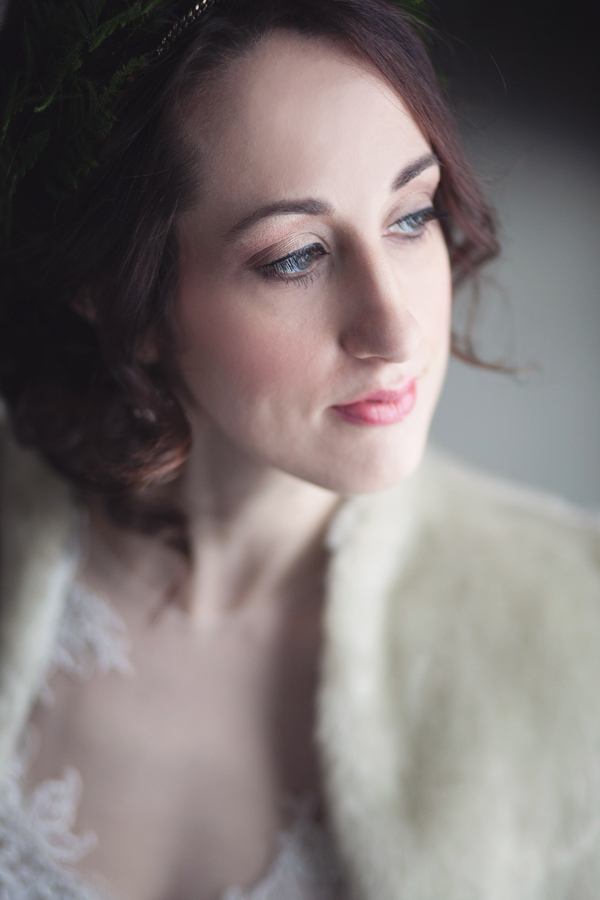 Makeup by Candee Caldwell Featured in Wedding Reports!