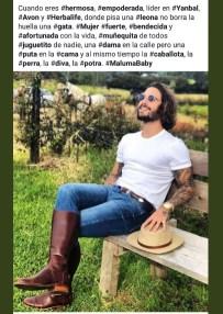 Foto de Maluma provoco burlas en redes sociales 10