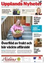 Upplands Nyheter ettan 150925