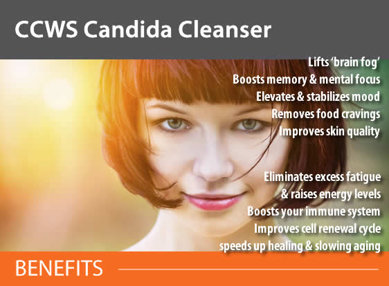 Benefits of CCWS Candida Cleanser Treatment | Candida Cure Center