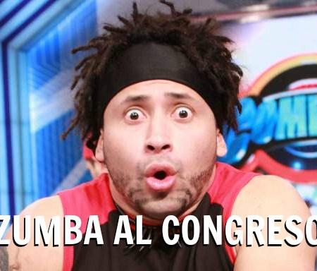 Sí, es verdad! Zumba candidato al Congreso de la República