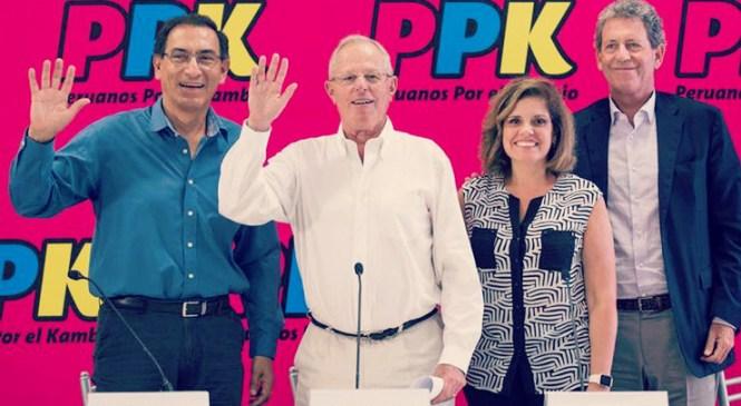 PPK: Tendremos un gobierno no confrontacional