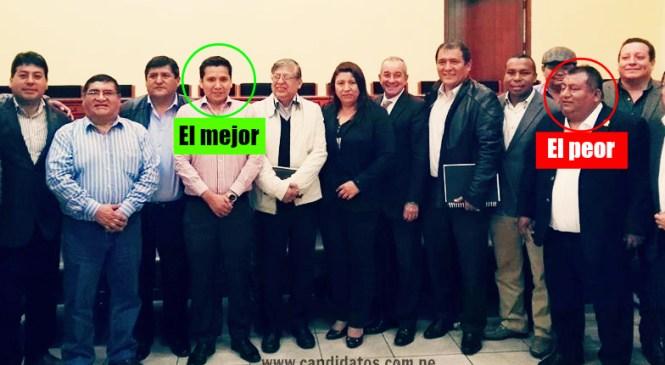Aprobación de alcaldes distritales de Lima