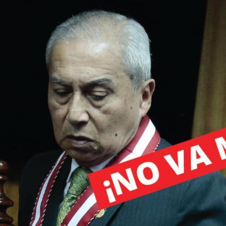 Pedro Chávarry anuncia su renuncia a la Fiscalía de la Nación