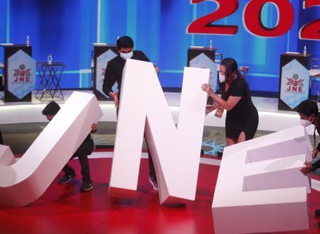 Conoce todos los detalles del último debate presidencial que organiza el JNE