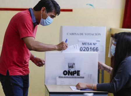 Elecciones Generales de Perú de 2021: Este es el horario de votación de acuerdo al número de tu DNI