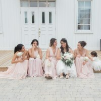 A Family-Focused Wedding at Chalet des Érables