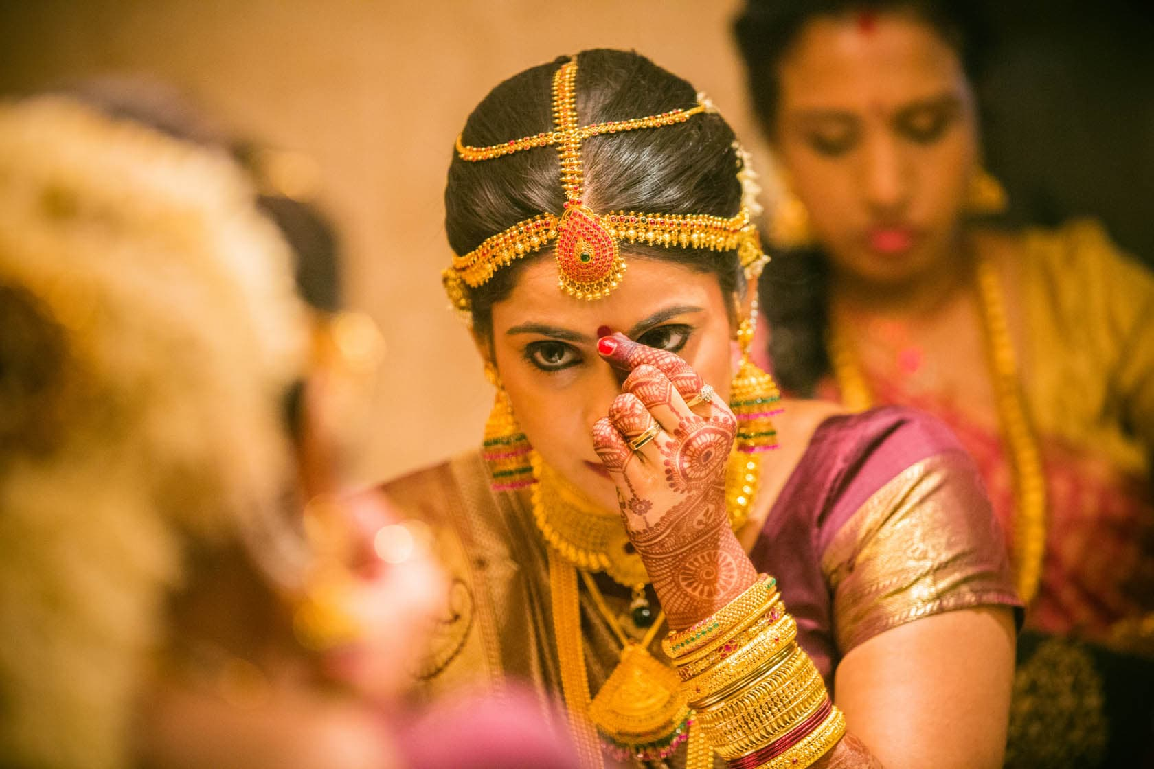 15 Beautiful wedding pictures from all over India