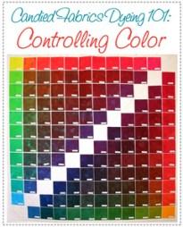Dyeing 101