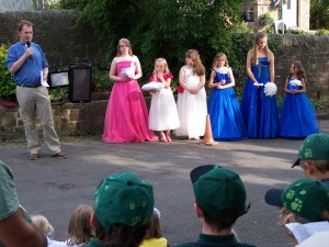 Methodist minister and carnival 'royalty'