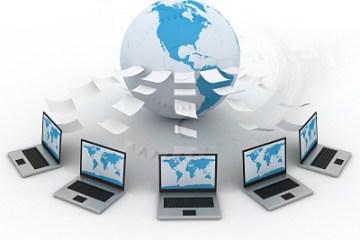 Ilustrasi Jaringan Internet