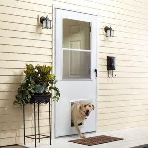 Andersen Storm Door - Pet Friendly