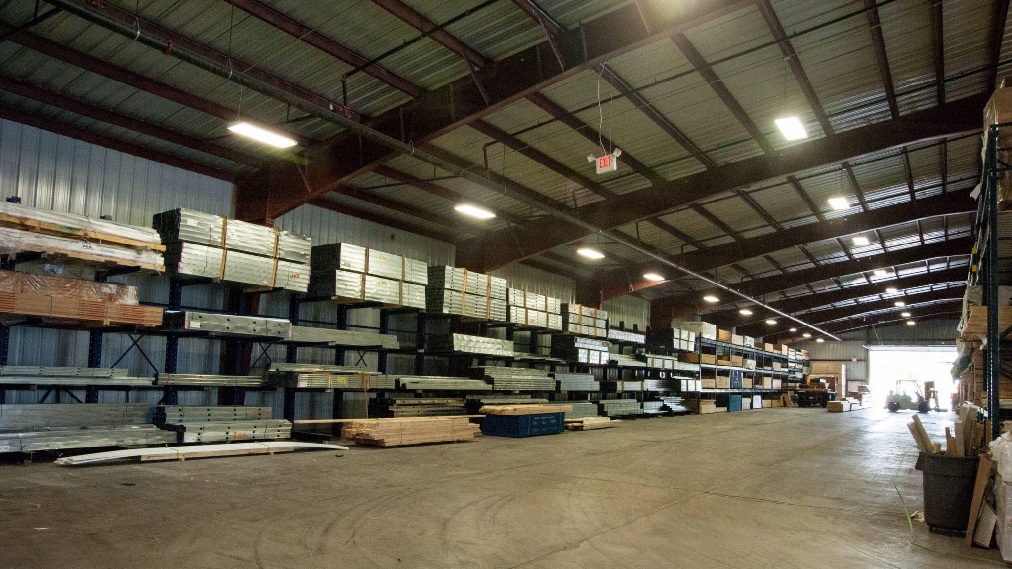 CR Building Supply Lumber Yard in Philadelphia PA