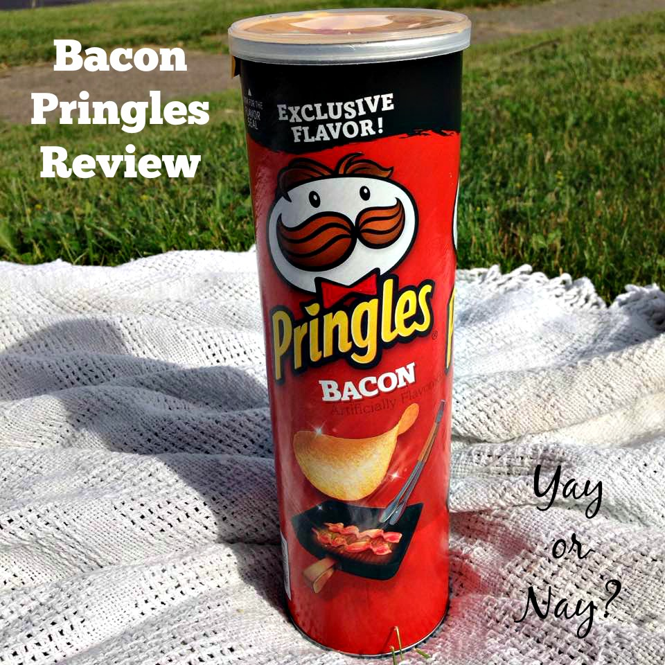 #Review of Bacon Pringles