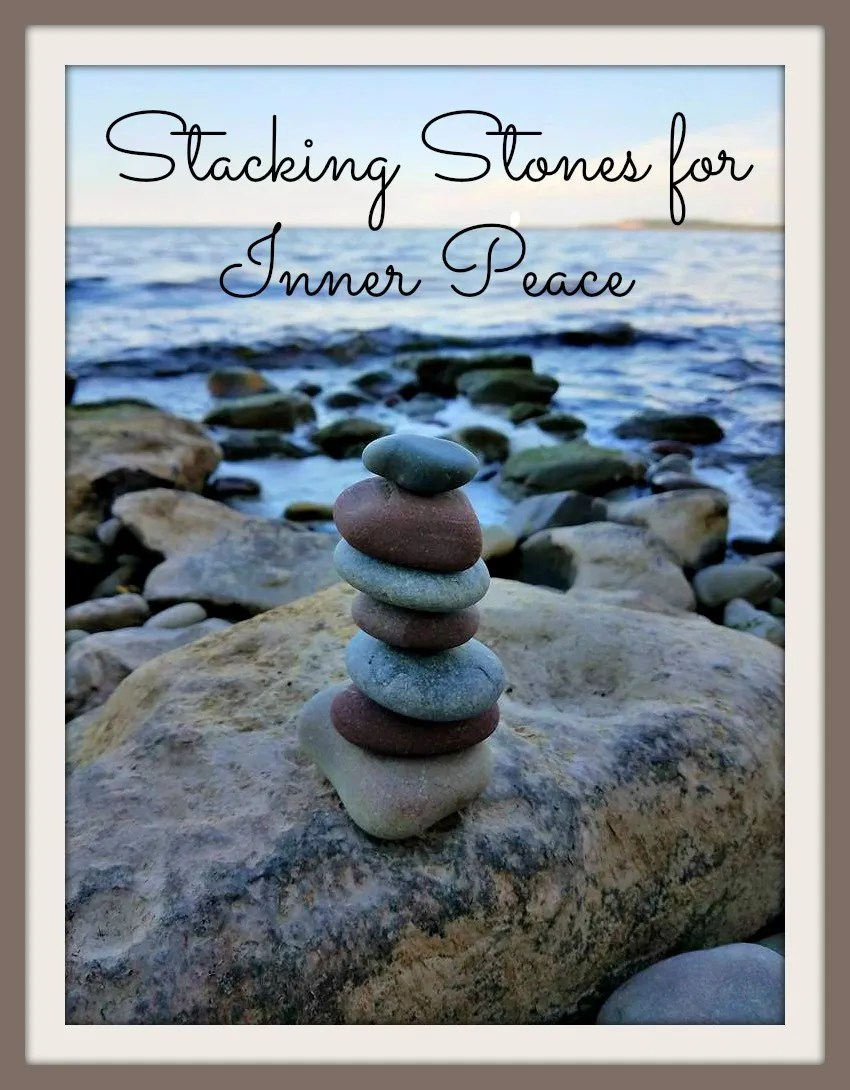 Stacking Stones for Inner Peace