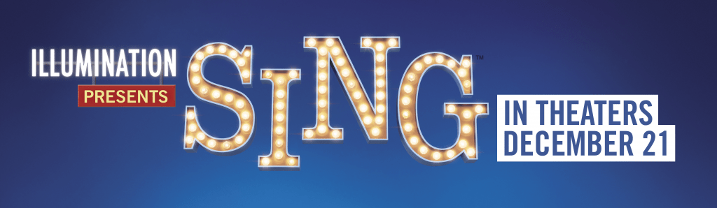 Preview the movie Sing and win a $25 iTunes GC! Ends 12/22