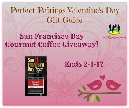 San Francisco Bay Gourmet Coffee #Giveaway Ends 2/1 #SMGN