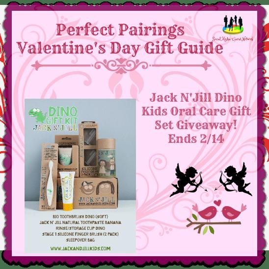 Jack N' Jill Dino Kids Oral Care Gift Set #Giveaway Ends 2/14 #SMGN