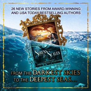 PreOrder Sirens & Scales Boxed Set for $0.99!