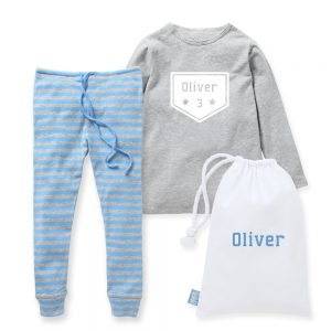 Personalized Stuck on You PJs #Giveaway Ends 11/30