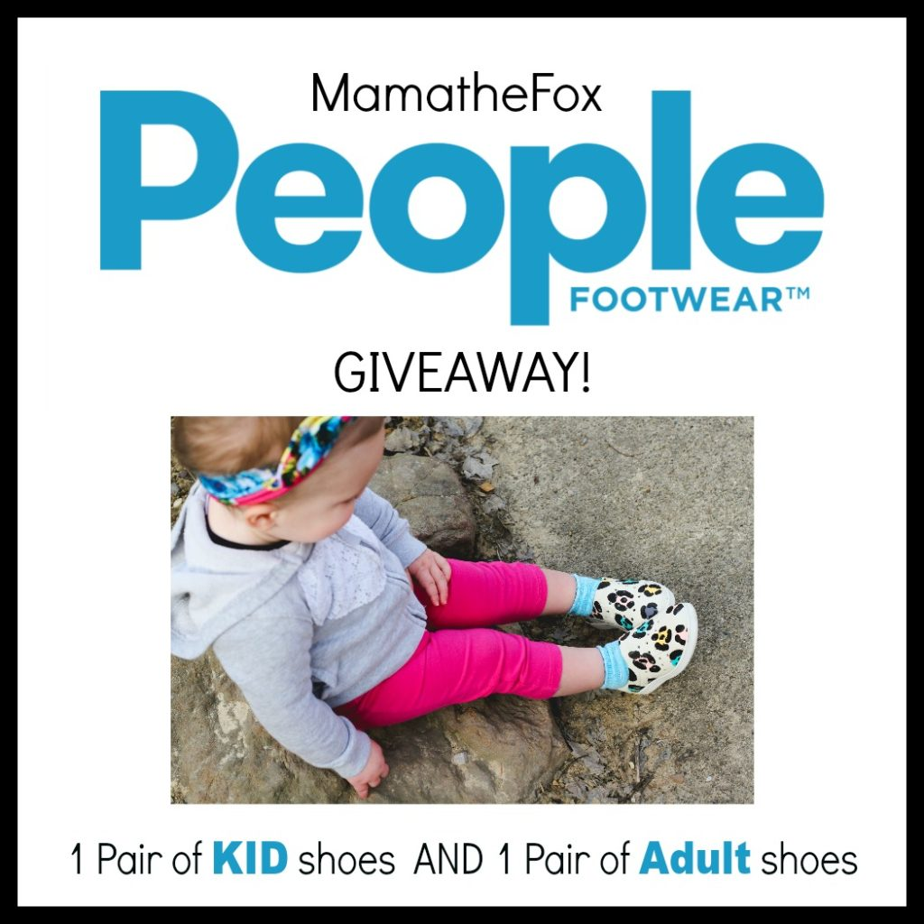 People Footwear #Giveaway from MamatheFox Ends 4/21