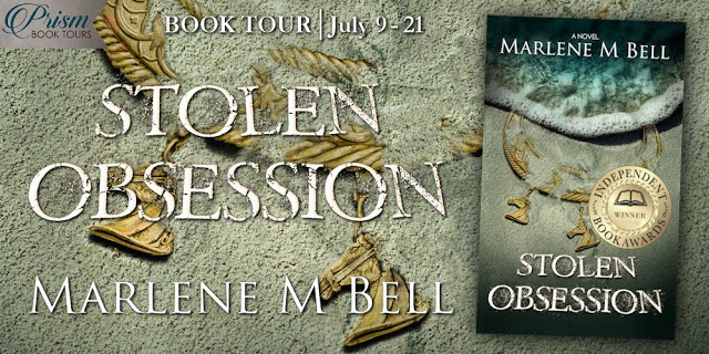 Stolen Obsession by Marlene M. Bell Book Tour Grand Finale with Giveaway