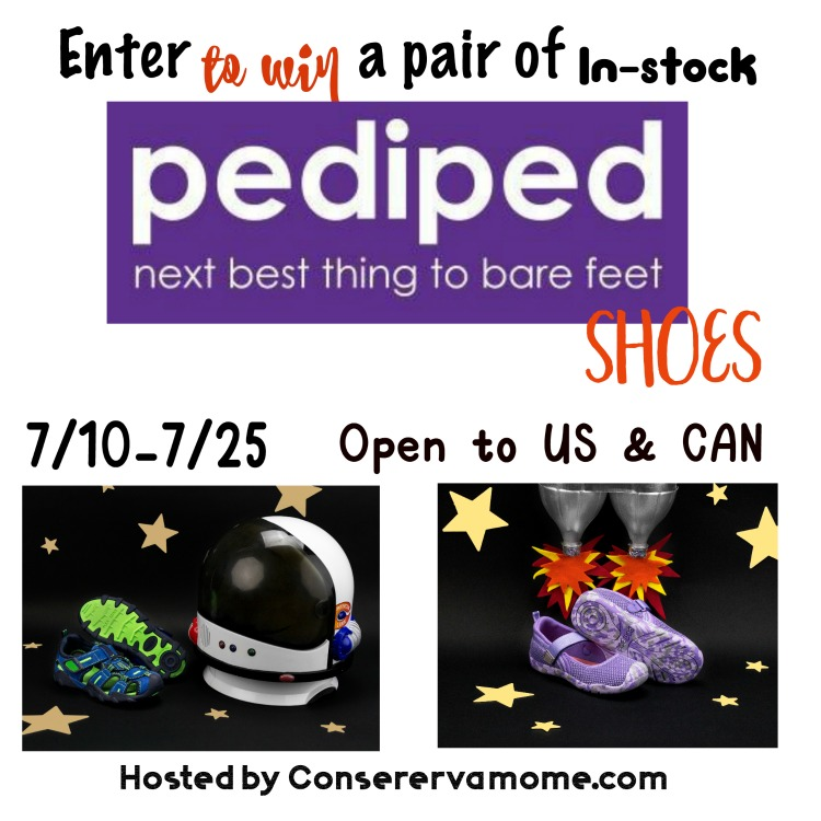 Pediped Shoes #Giveaway Ends 7/25