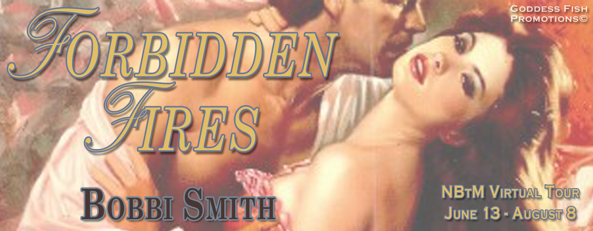 Interview with Bobbi Smith, author of Forbidden Fires with Giveaway