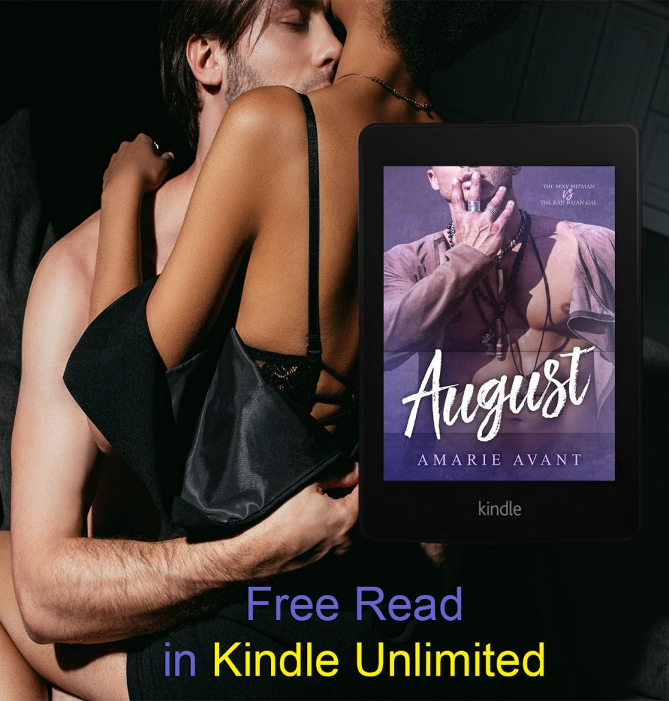 Meet Amarie Avant, Author of August