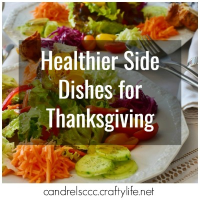 Healthy Side Dishes for Thanksgiving