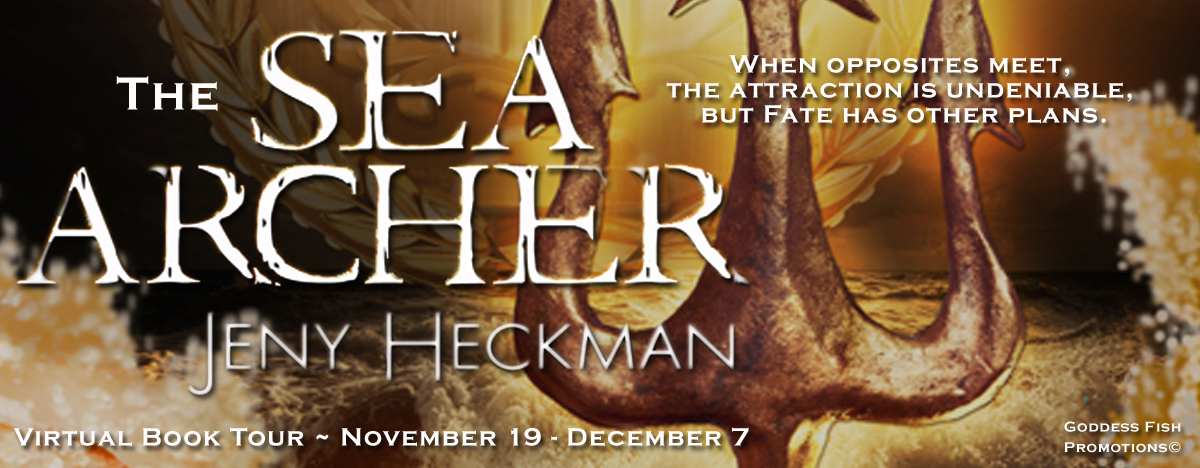 Meet Jeny Heckman, author of The Sea Archer