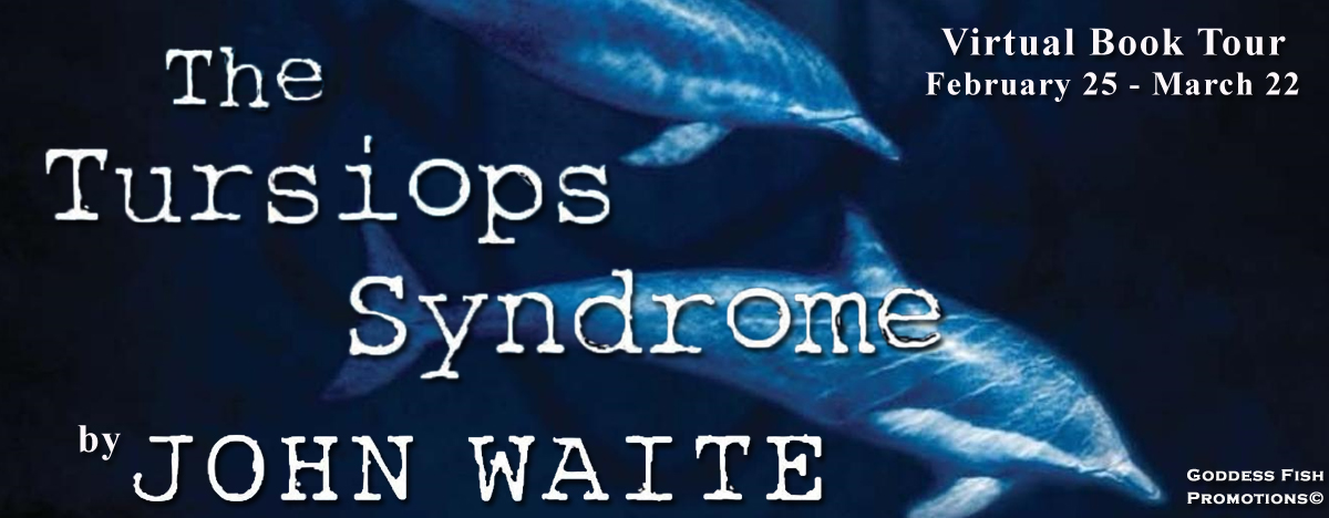 Interview with John Waite, author of The Tursiops Syndrome