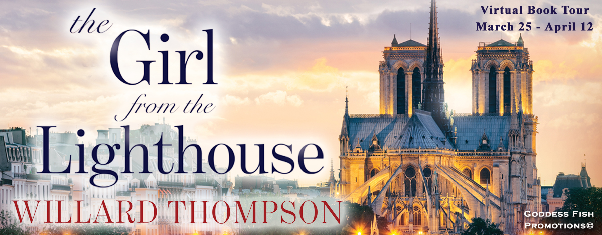 Interview with Willard Thompson, author of The Girl From the Lighthouse
