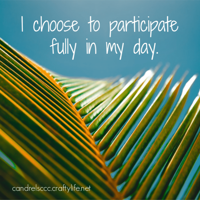 Daily Affirmation February 16