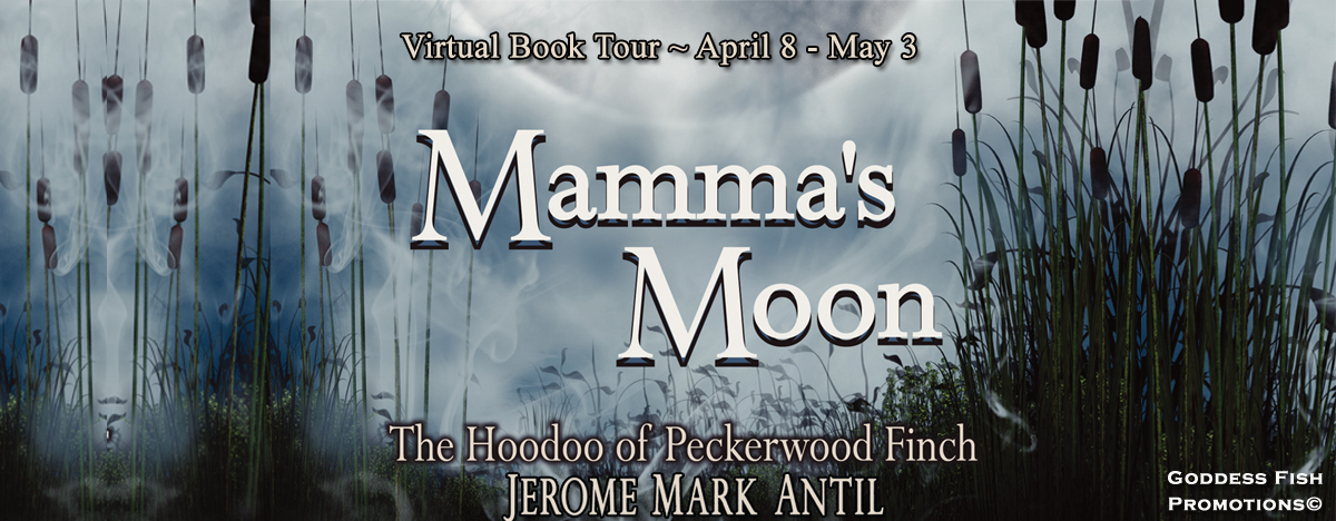 Interview with Jerome Mark Antil, author of Mamma's Moon