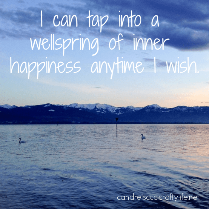 Daily Affirmation February 25