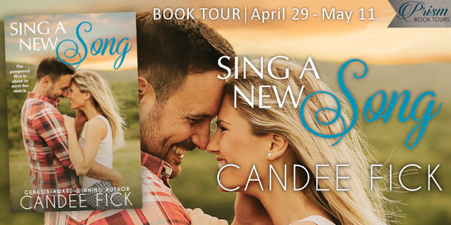 #BookTour Grand Finale Sing a New Song by Candee Fick with #Giveaway Ends 5/15
