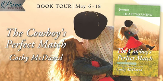 #Interview with Cathy McDavid, author of The Cowboy's Perfect Match