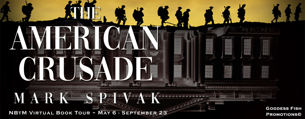 Interview with Mark Spivak, author of American Crusade