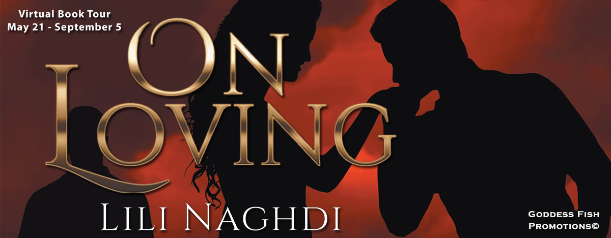 Meet Lili Naghdi, author of On Loving