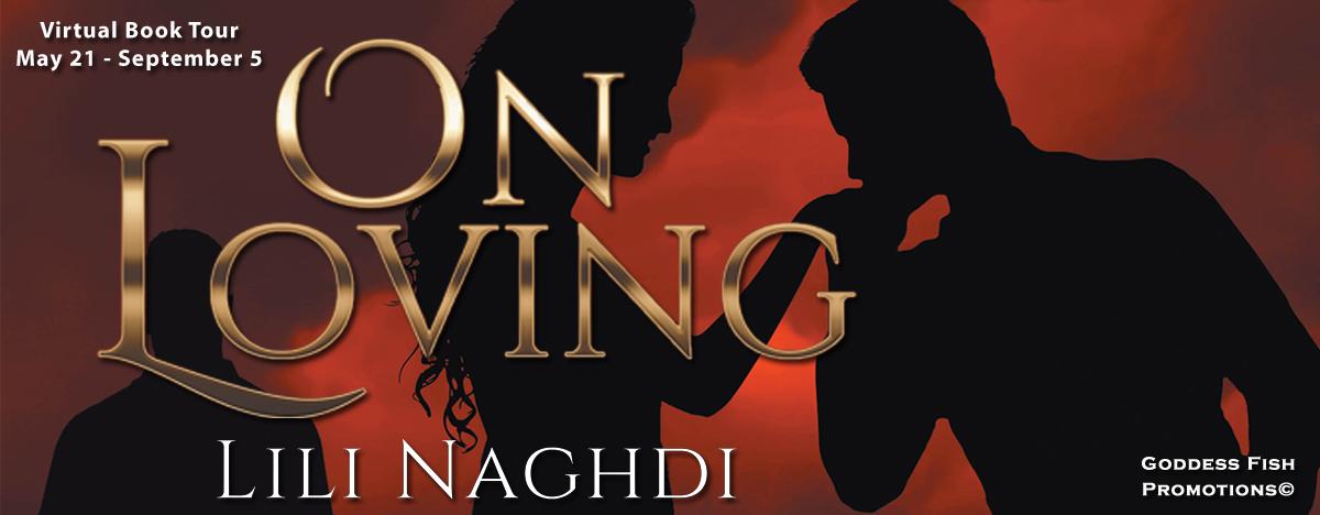 Meet Lili Naghdi, author of On Loving