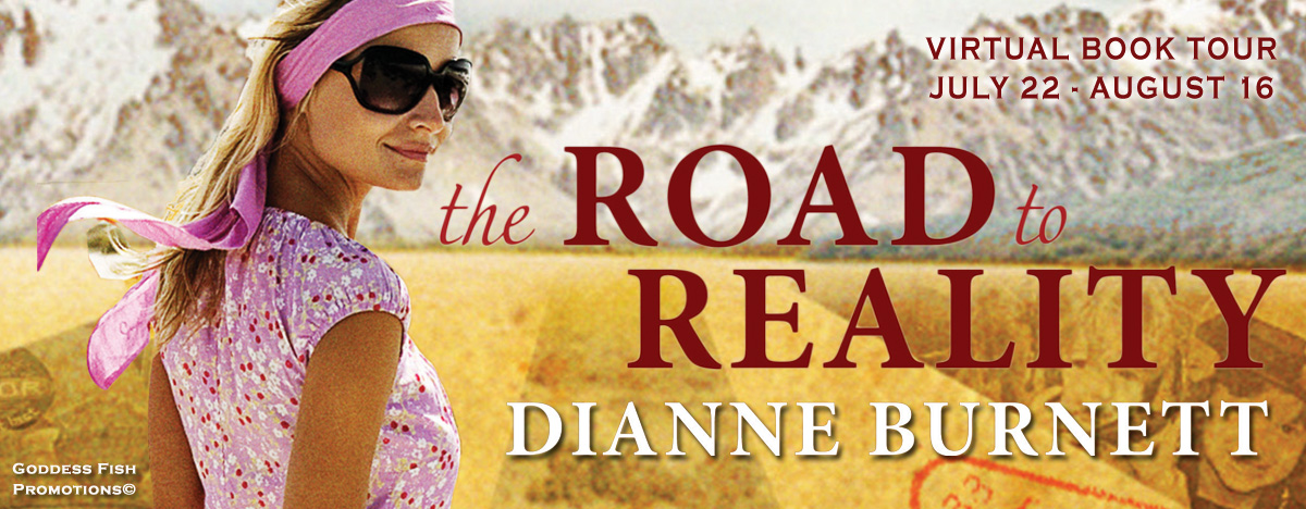Meet Dianne Burnett, author of The Road to Reality
