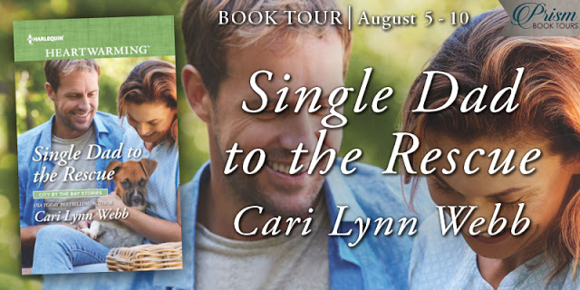 Single Dad to the Rescue by Cari Lynn Webb #SDTTRTour Grand Finale and #Giveaway