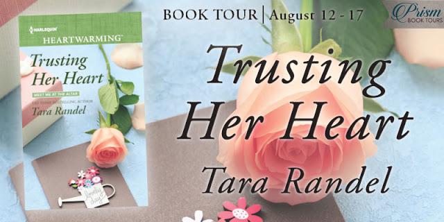Trusting Her Heart by Tara Randel #THHTour Grand Finale